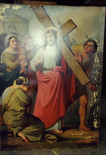 Chemin de croix : La Passion