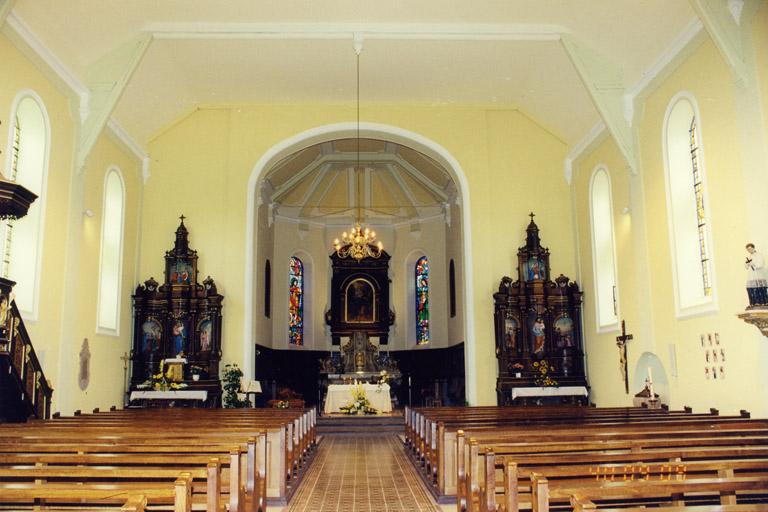 Eglise paroissiale Sainte-Marguerite