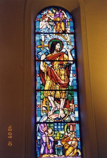Le mobilier de l'église paroissiale Sainte-Marguerite