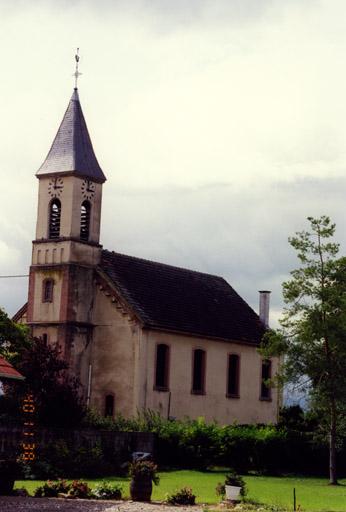 Eglise Saint-Laurent (simultaneum)