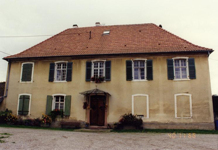 Demeure dite Château de Langenhagen