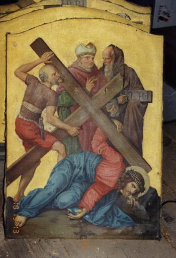 Le mobilier de l'église paroissiale de l'Exaltation-de-la-Sainte-Croix