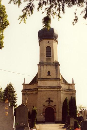 Eglise paroissiale de l'Exaltation-de-la-Sainte-Croix