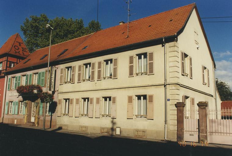 présentation de la commune de Horbourg-Wihr