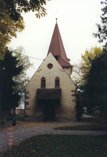 église paroissiale Saint-Michel (simultaneum)