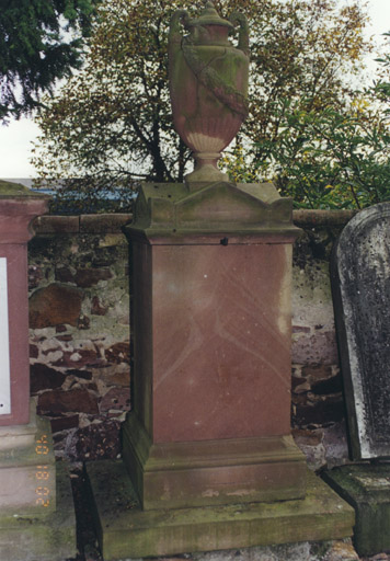 Monument funéraire de François Reinhard