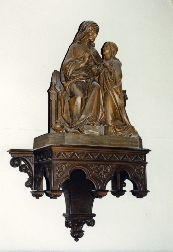 Le mobilier de l'église paroissiale Saint-Etienne