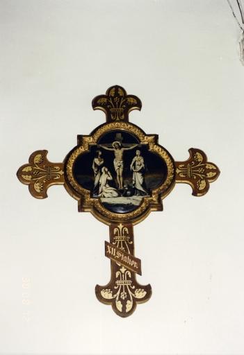 Chemin de croix : la crucifixion