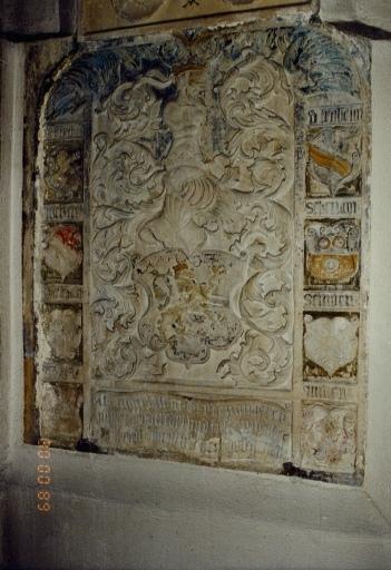 monument funéraire de Guillaume de Ferrette