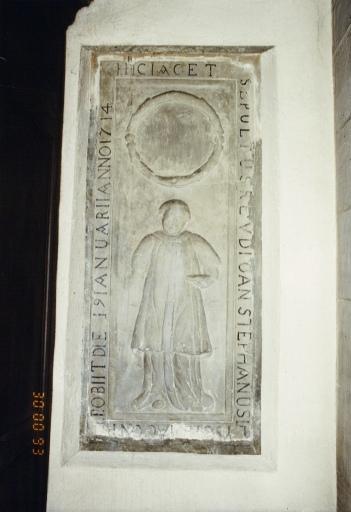 monument funéraire de Jean-Etienne Lisch