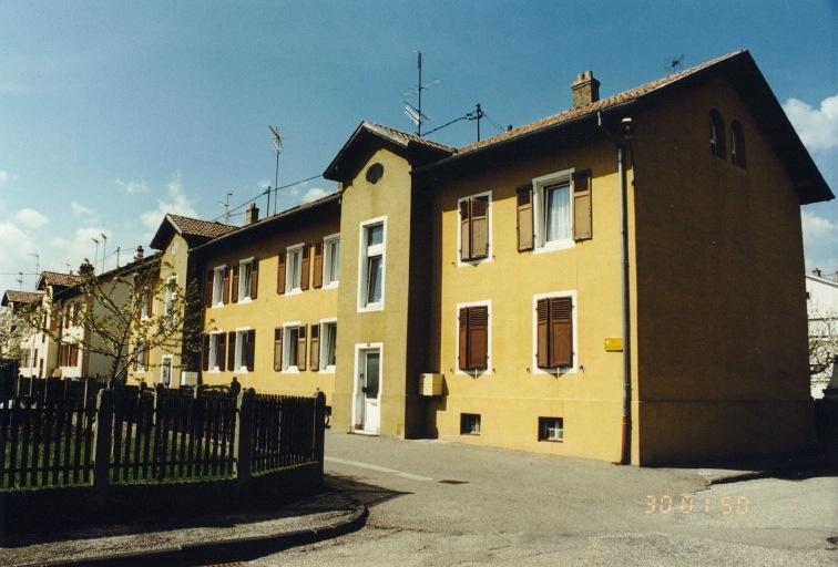 Cité ouvrière Muehlwegviertel (cité 15)