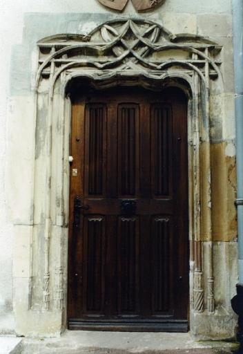 porte du château de Gohr