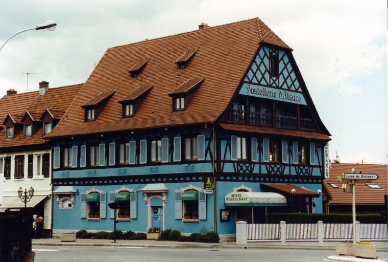 Hôtel de voyageurs dite hostellerie d'Alsace