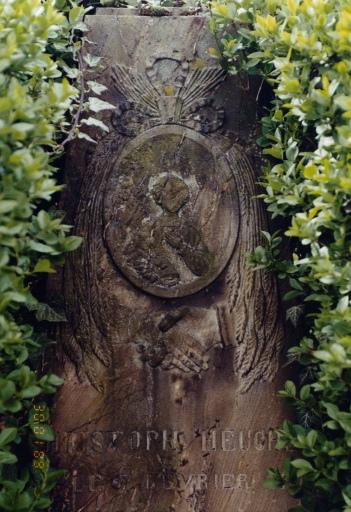 Monument funéraire de Christophe Heuchel