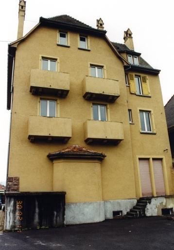 Synagogue, actuellement maison