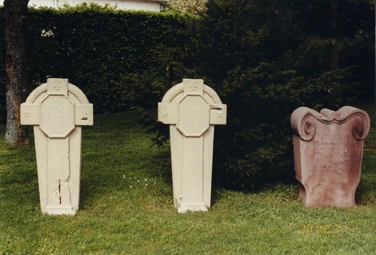 Monuments sépulcraux
