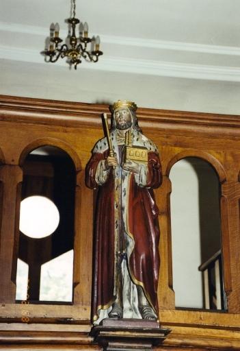 Le mobilier de la chapelle de l'hôpital