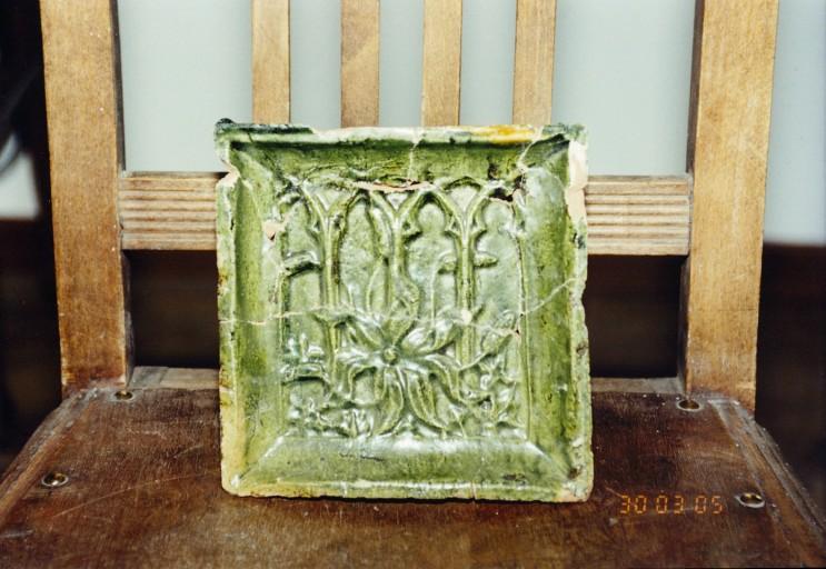 Le mobilier du musée de la porte de Thann