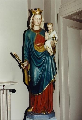 Le mobilier de l'institut Saint-André