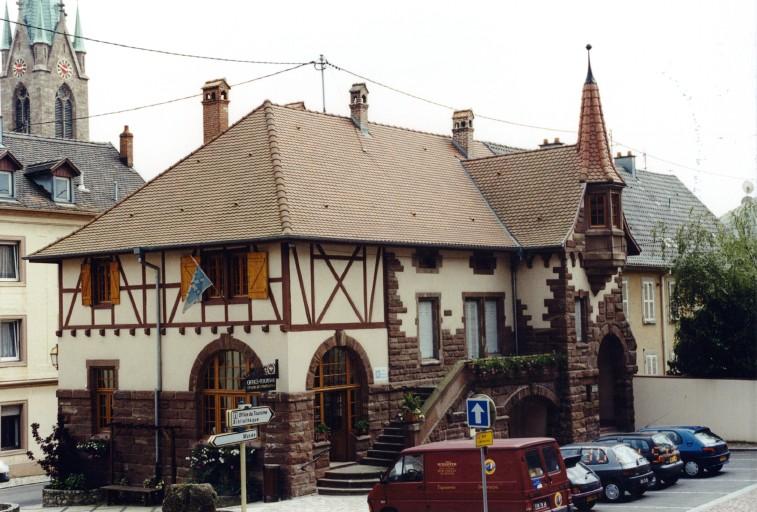 maison dite villa Jeannot Lapin
