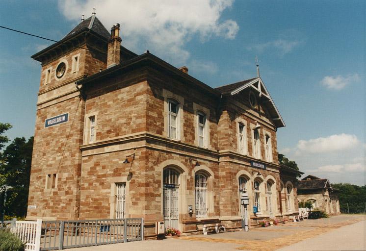 Gare de Neuf-Brisach