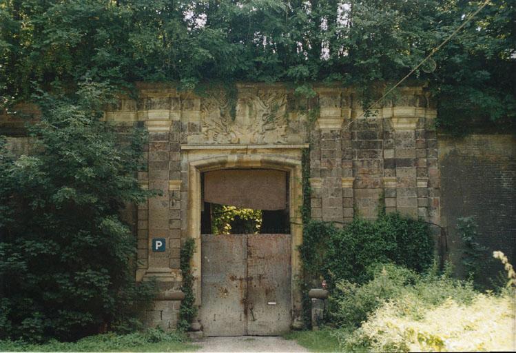 fort Mortier, actuellement Champignonnières Senger