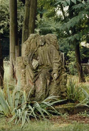 Statue d'un Mont des Oliviers : saint Jacques