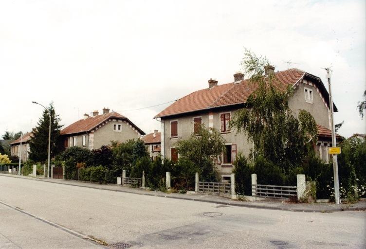 Cité ouvrière Rogelet (cité 16)