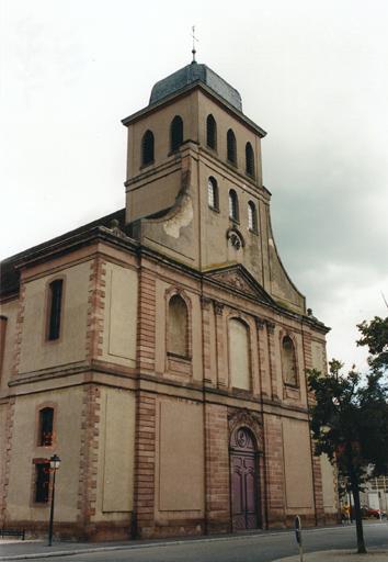 Eglise paroissiale Saint-Louis