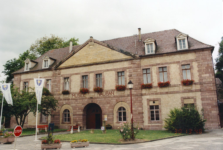 Porte de Belfort dite aussi Porte de Mulhouse, actuellement musée