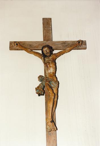 croix, Christ en croix (No 1)