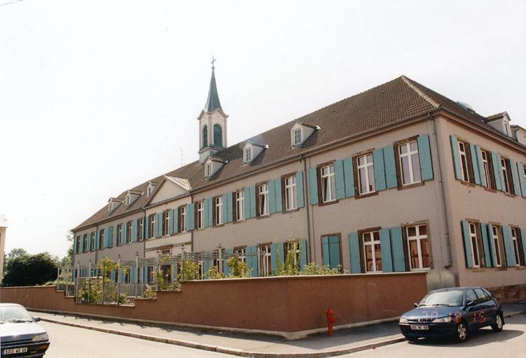 Hôpital, fondation Xavier-Jourdain