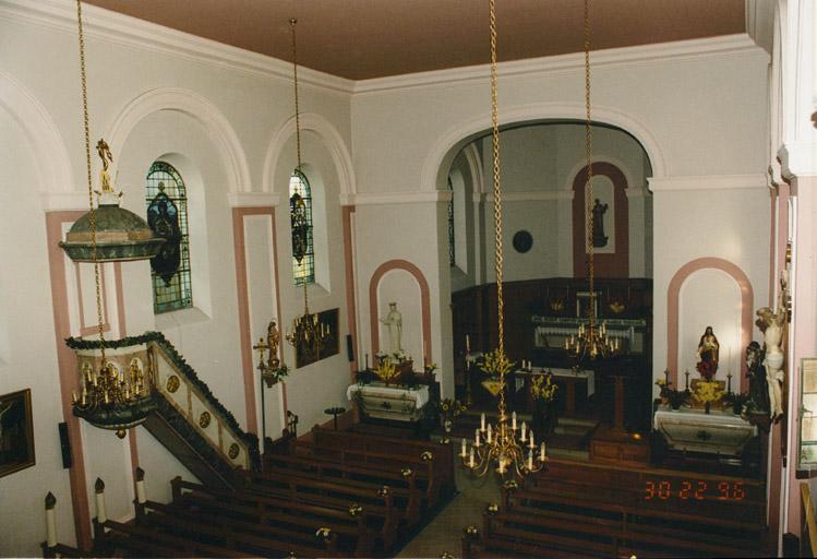 Eglise paroissiale Saint-Sébastien