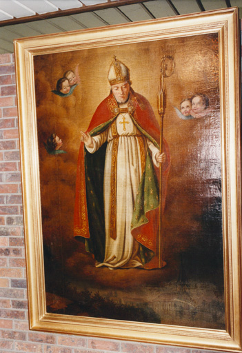 Tableau : Saint Alphonse de Liguori