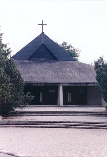 église paroissiale Saint-Alphonse