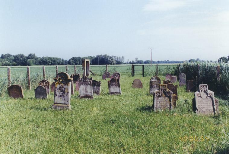 cimetière juif