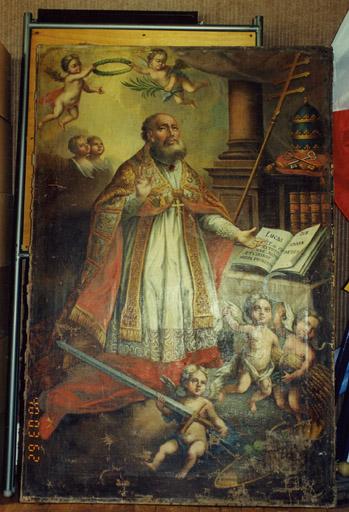 Tableau : Saint Urbain