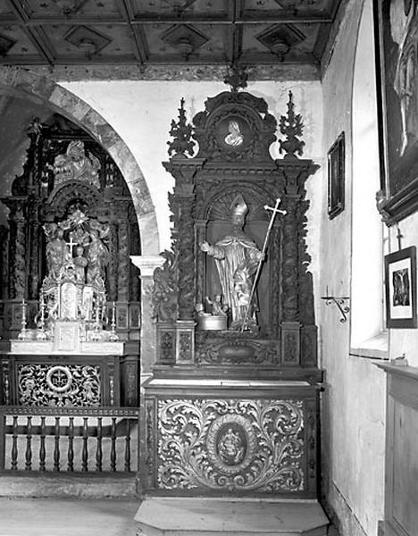 2 autels secondaires