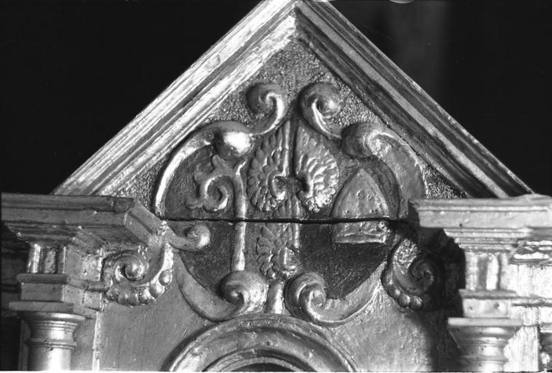 Châsses de saint Lothain et de saint Aldegrin