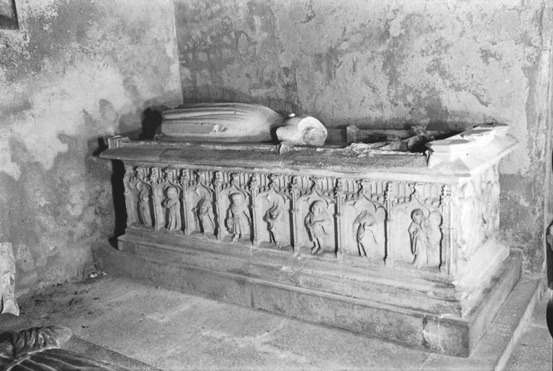 Tombeau d'Alix de Thoire-Villars