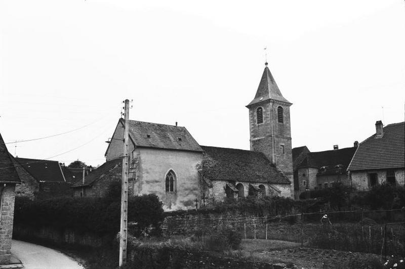 Église paroissiale Saint-Rémi