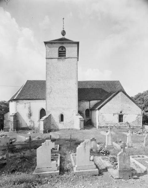 église paroissiale Saint-Speusippe, Saint-Eleusippe et Saint-Méleusippe