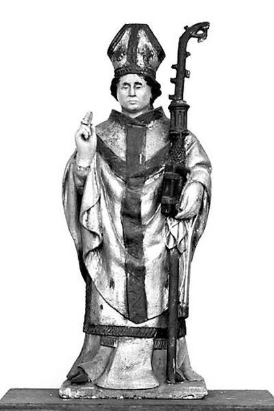 Statuette : saint Claude