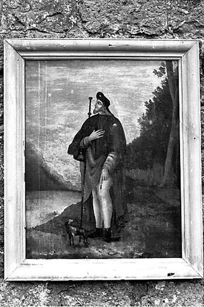 Tableau : saint Roch (n° 1)