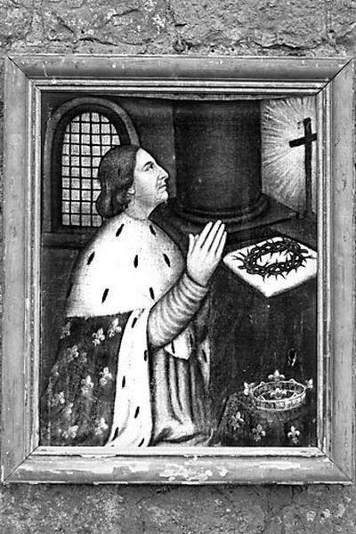 tableau : saint Louis