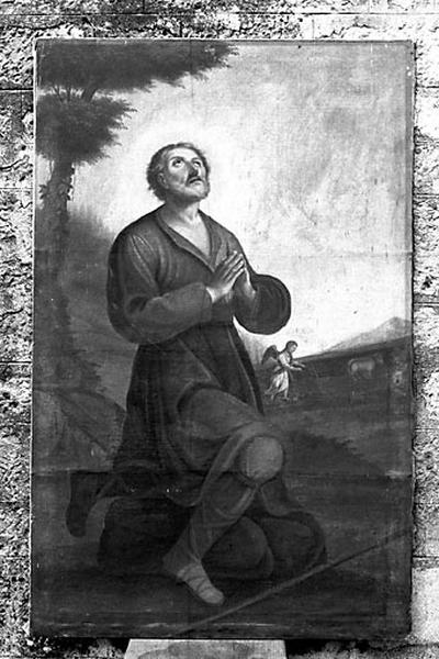 Tableau : Saint Isidore le laboureur