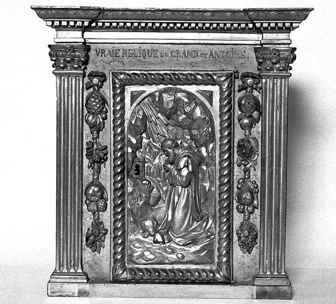 Reliquaire de saint Antoine