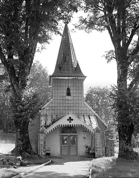 chapelle Notre-Dame-des-Bois dite la Mère Eglise