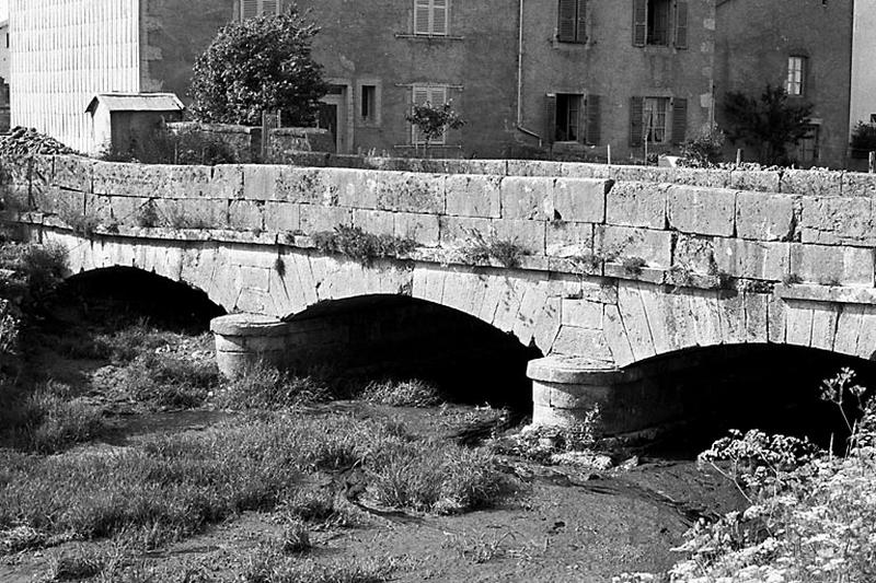 Pont sur le Touillon