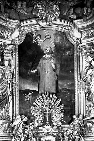 tableau : saint Vallier